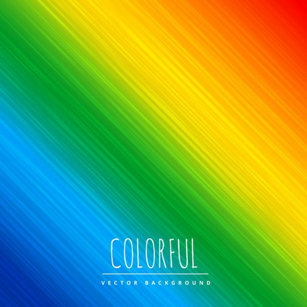 Colorful Textures Design Free Download