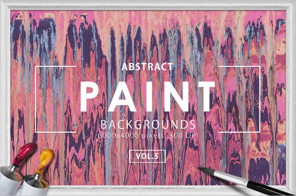 Cool Paints Background