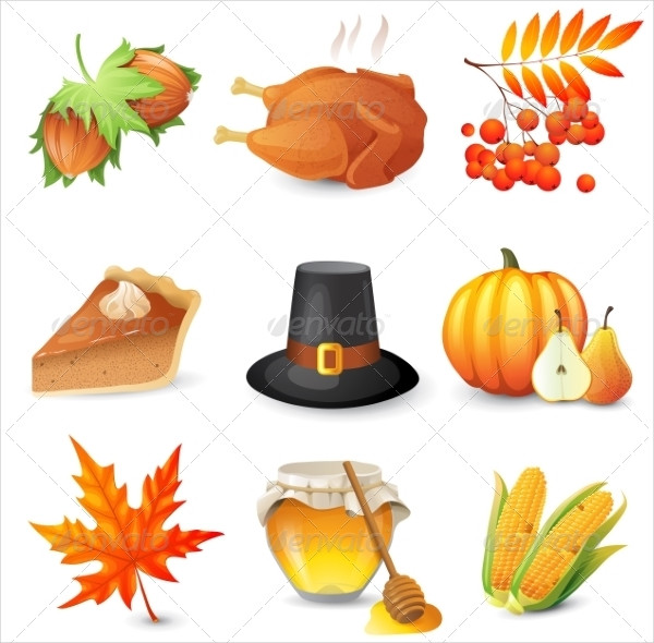 Cool Thanksgiving Icons