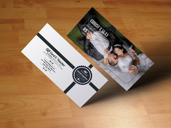 Corporate Wedding Gift Voucher