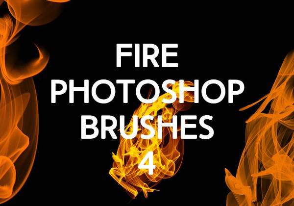 Fire Photoshop Brushes Free Download