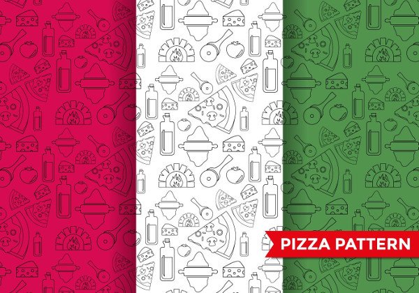 Free Pizza Patterns Download