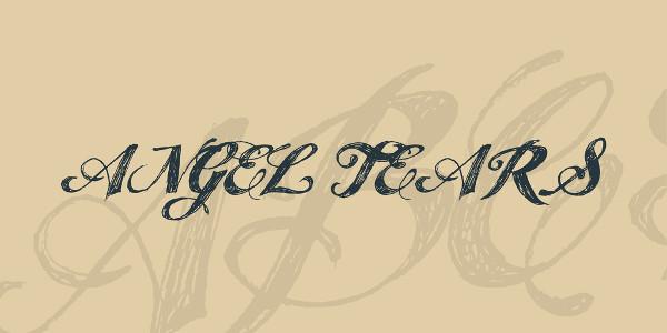 Free Sketched Font Download
