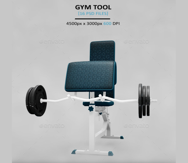 Gym Tool Mock-Up