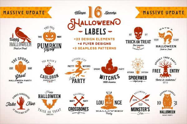 Halloween Vintage Bundle