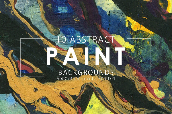 High Resolution Painting Backgrounds & Textures