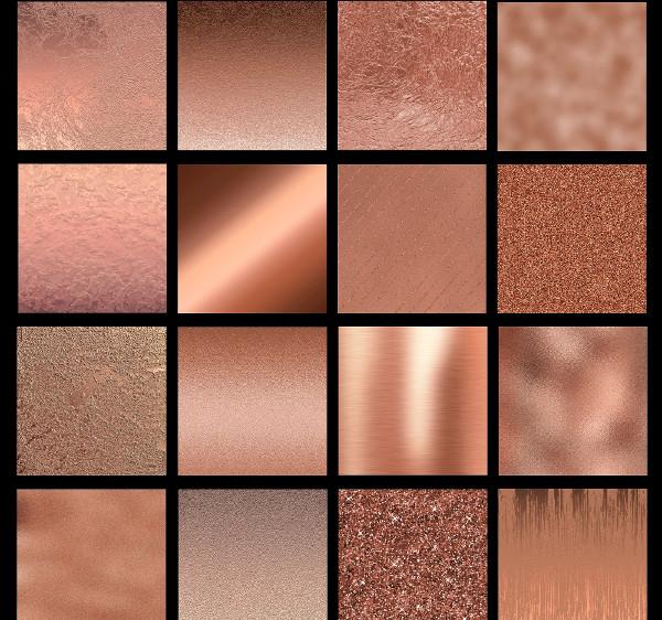 Metallic Textures Bundle