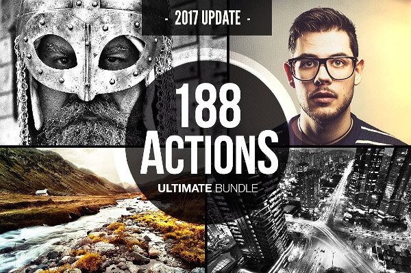 PS Actions Ultimate Bundle