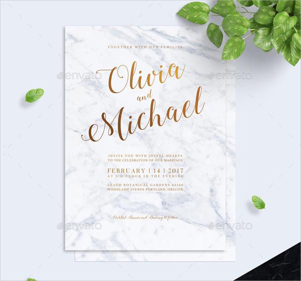 Printable Stylish Invitations