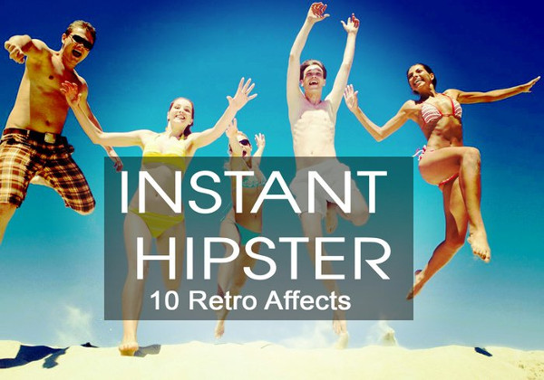 Retro Hipster Photoshop Action Free Download