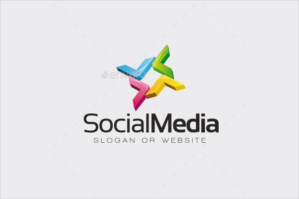 Stylish Social Media Template