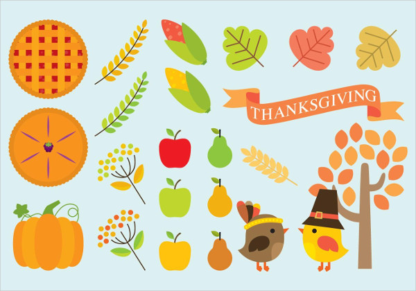 Thanksgiving Icons Free Download
