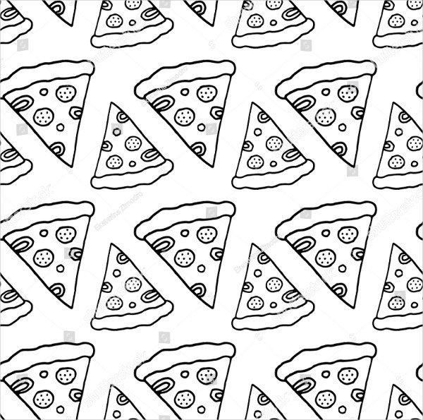 Trendy Pizza Patterns
