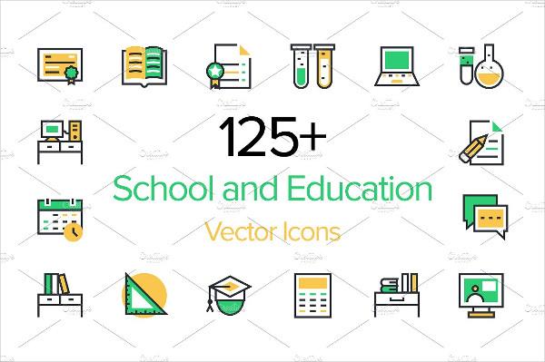 125+ School Icons
