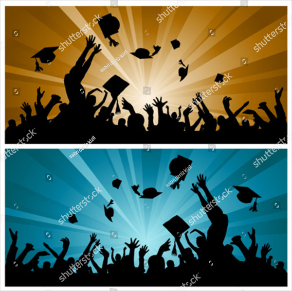 Best Graduation Banner Template