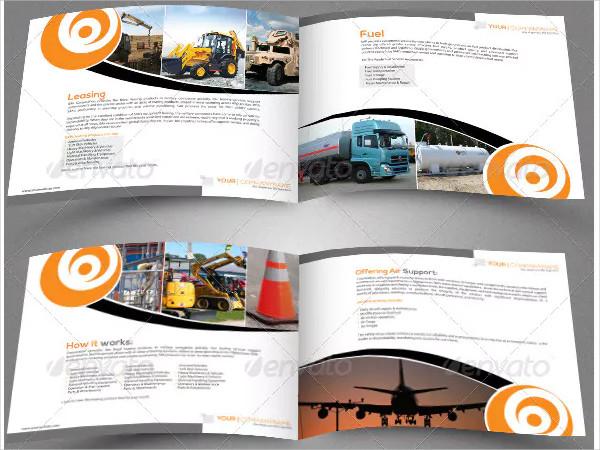 Best Industrial Brochure