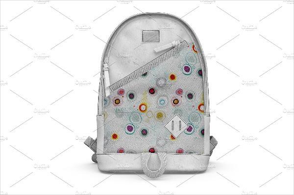 Child Backpack Mock-Up