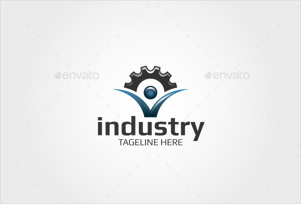 Corporate Industry Logo