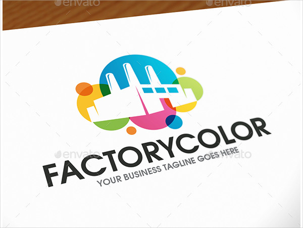 Creative Industry Logo Template