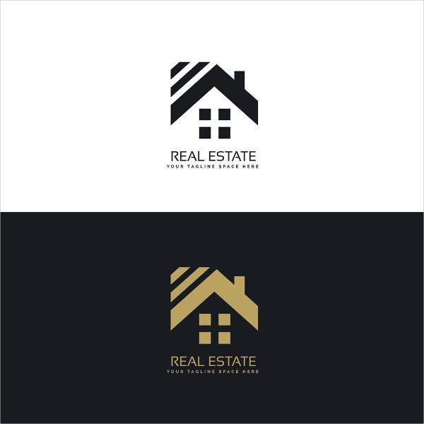 Elegant Logo For Real Estate Industry Free