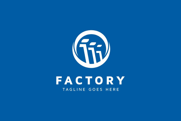 Factory Logo Design