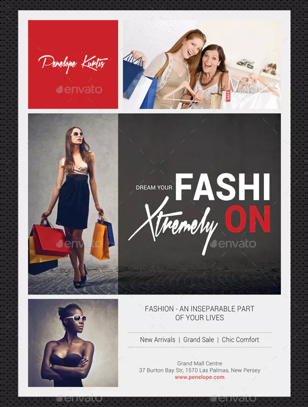 Fashion Posters & Banners Bundle