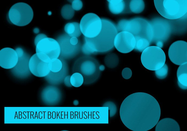 Free Bokeh Photoshop Brush