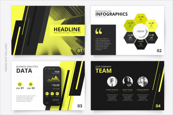 Free Download Infographic Presentation Poster