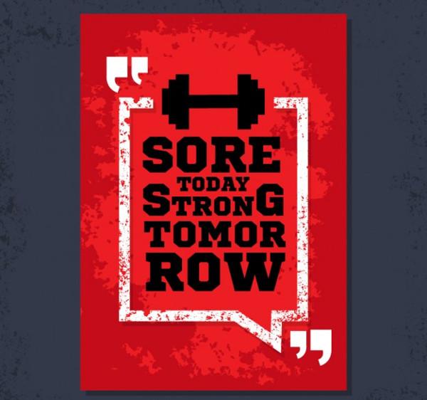 Free Gym Poster Download