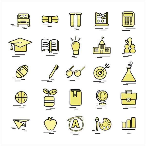 Illustration of Education Concept Free