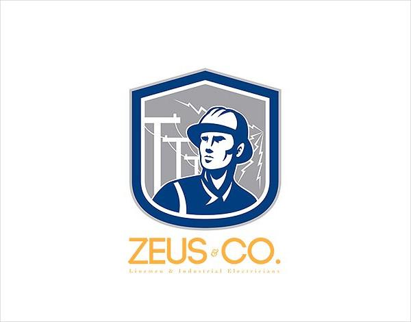 Industrial Electricians Logo