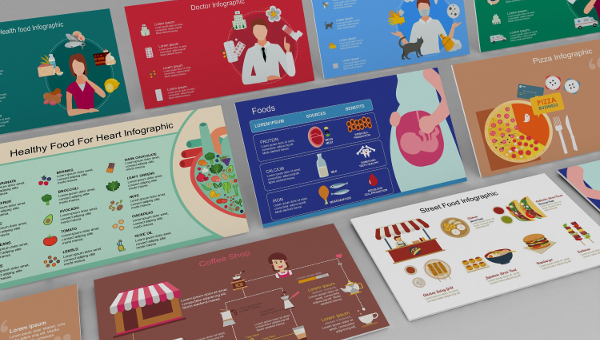 Infographic Poster Template