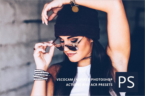 Inspired Photoshop Actions