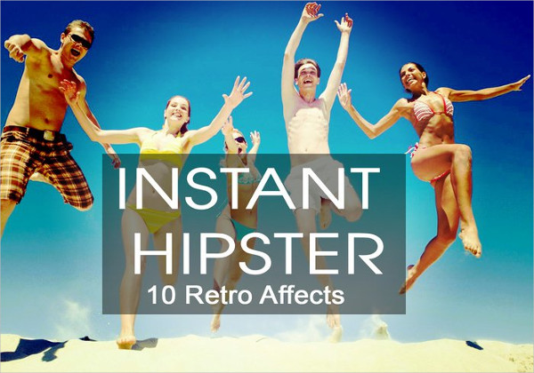 Instant Hipster Retro Actions Free Download