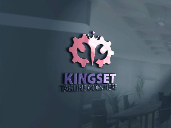 King Settings Logo
