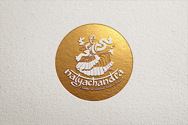 Traditional Dance School Logo