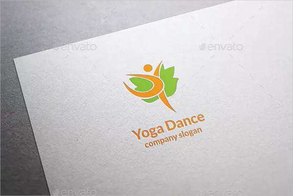 Yoga Dance Logo