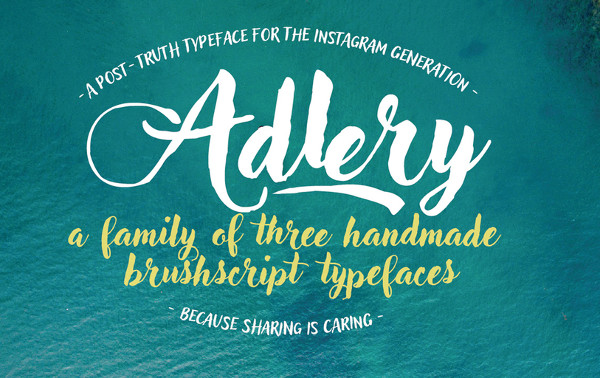 Adlery Pro Font Family Free