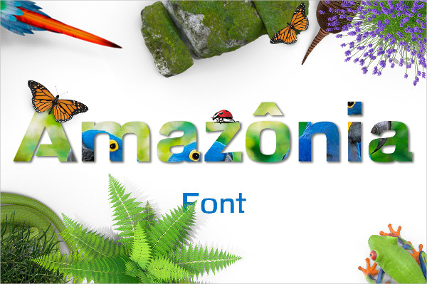 Amazon Sans Serif Logo Font