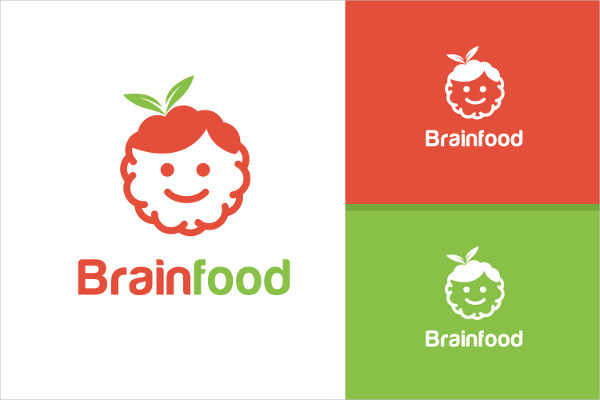 Baby Food Logo Design