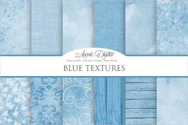 Blue Fabric Textures Backgrounds