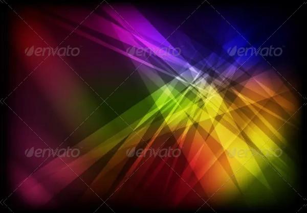 Broken Glass Texture Vector Illustration