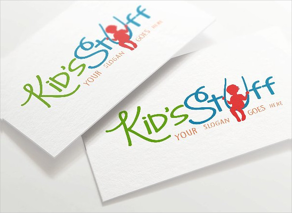 Child Logo Template