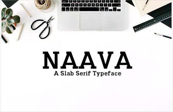 Creative Serif Font Family