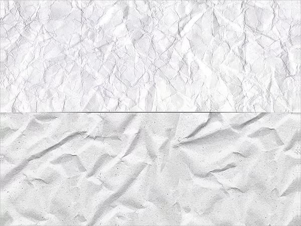 Crumpled Paper Patterns