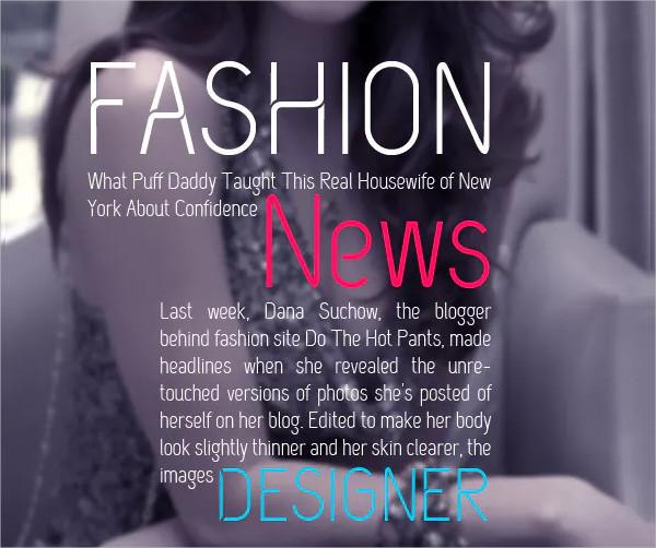 Fashion Display Font