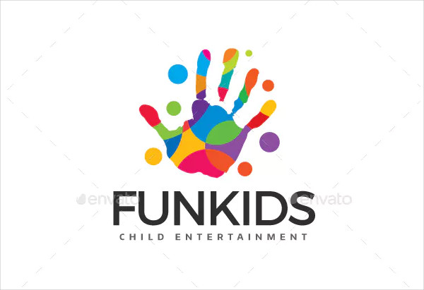 Fun Kids Logo Design