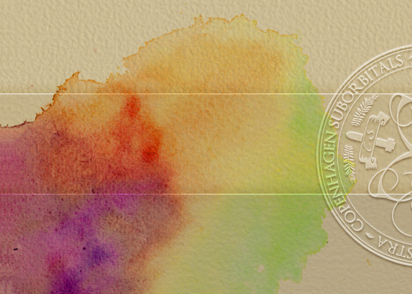 Inspirational Watercolor Paper Patterns