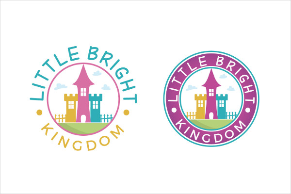 Little Kingdom Logo Design