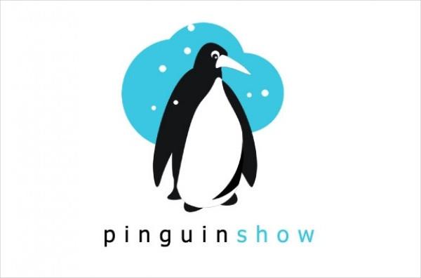 Logo Penguin Show Free